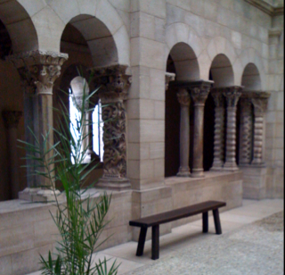 At The Cloisters