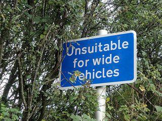 Unsuitable