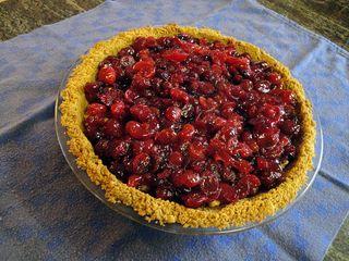Cranberryfudgepie