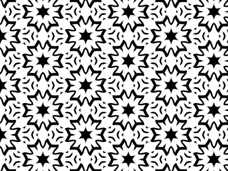 Tiling_BWcalligraphy_7