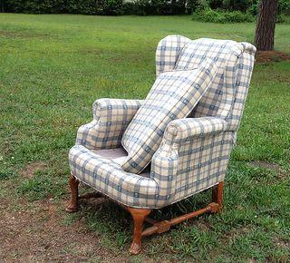 Discardedchair