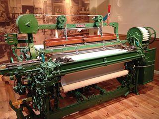 Draper loom