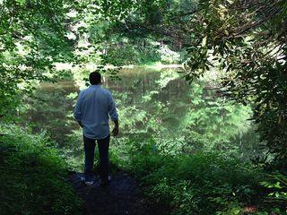 Erik at Connemara