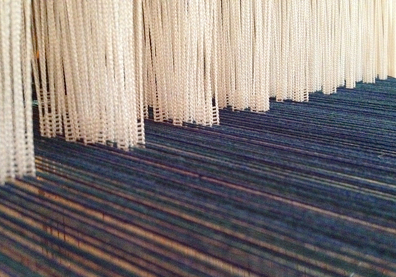 Heddles&warp