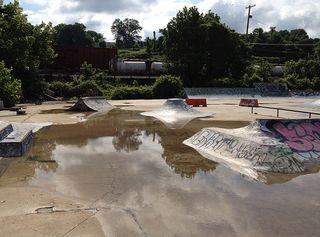 Drownedskatepark