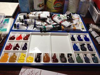 Wc palette