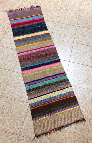 Stripes cut off 7691