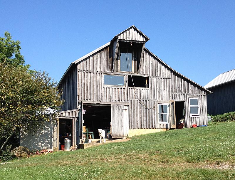Barn at Airy Knoll9072
