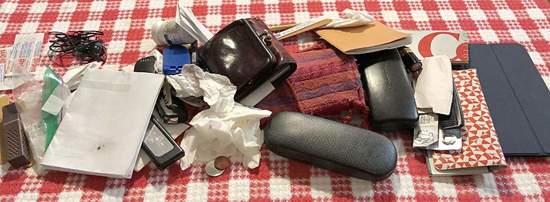 Handbagcontents