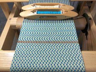 Double weave7058