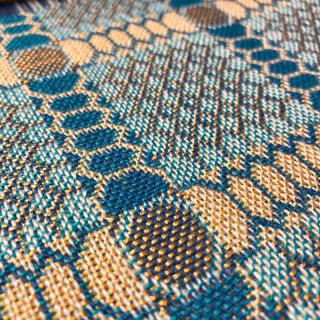 Aztec double weave8431